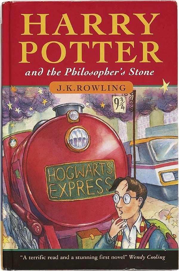 harry potter series pdf online
