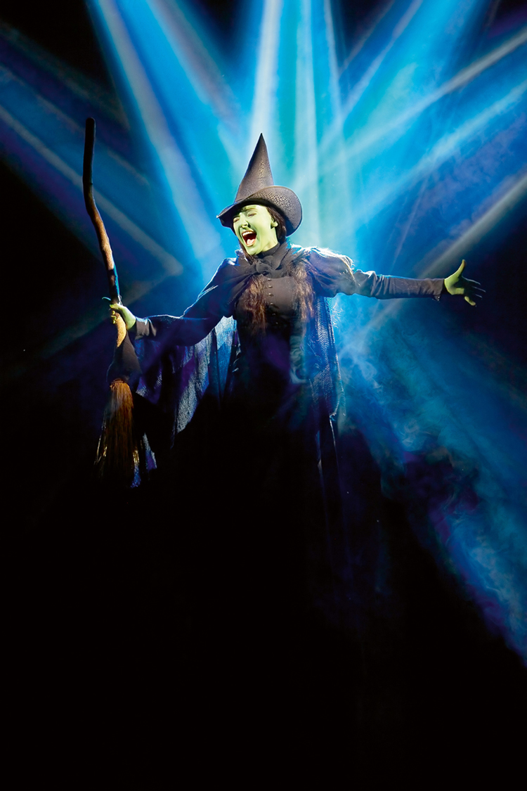 Wicked The Musical Cake Decorations