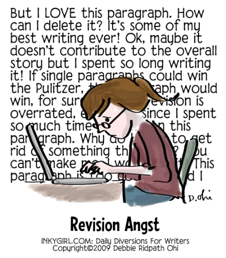 Revision Sheet for Writing