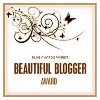 Beautiful Blogger Award 2012