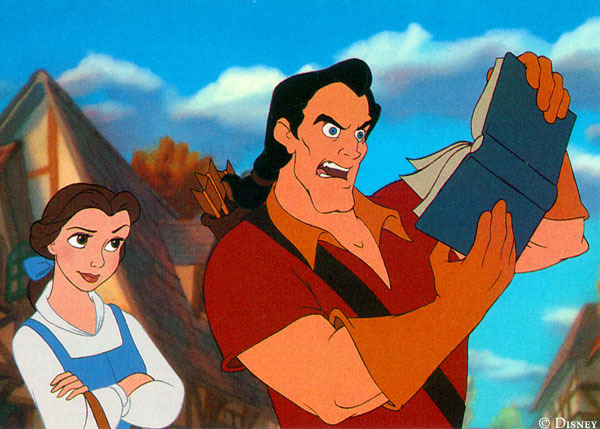 Disney Fairytale Designer Collection (depuis 2013) - Page 37 Belle-and-gaston-beauty-and-the-beast