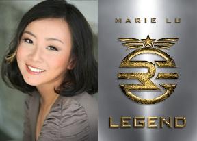 Marie Lu-Legend