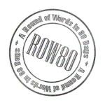 ROW80 Logo
