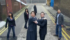 Ianto Jones - Jack Harkness