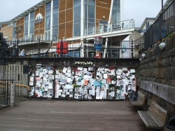 Ianto's Shrine - Cardiff