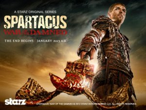 Spartacus-War of the Damned
