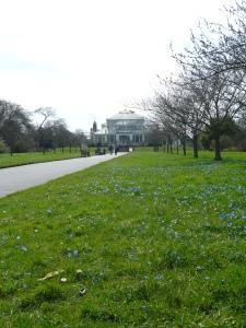 EM Castellan - Kew Gardens - Cherry Walk