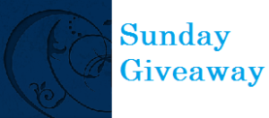Sunday Giveaway