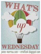 What's Up Wednesday Button