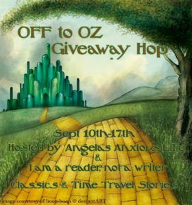 Off To Oz giveaway hop