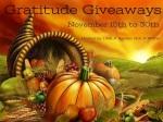 gratitude 2013