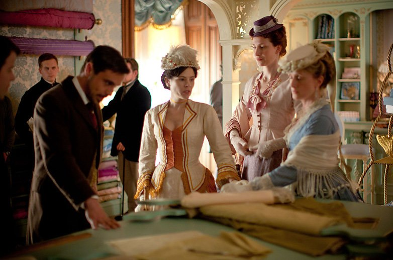 Bbc Historical Drama The Victorian Glass