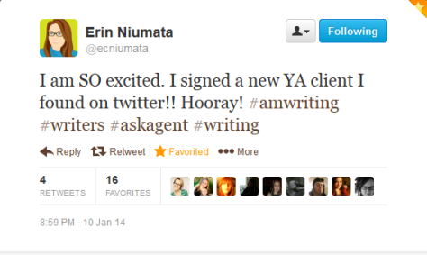 Tweet Erin