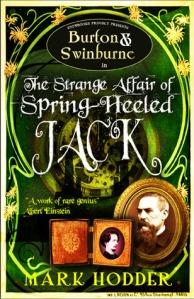Strange Affair of Spring Heeled Jack