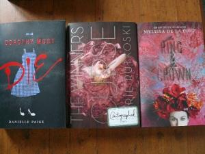 EM Castellan - New Books April 2014