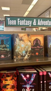 IN THE SHADOW OF THE SUN EM Castellan Barnes and Noble